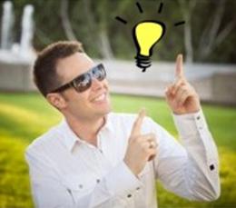Cody Sperber light bulb