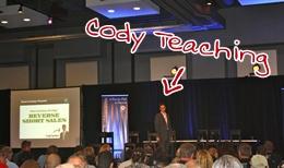 Cody Sperber Teaching