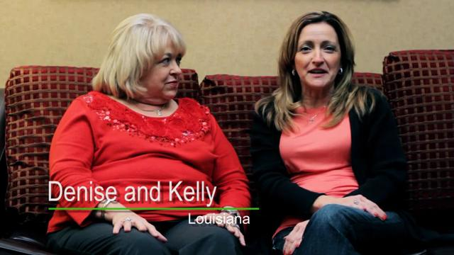 Denise & Kelly