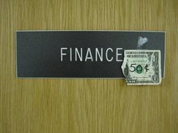 Antarctica: McMurdo Station Finance - 50c